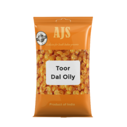 Toor Dal Oily